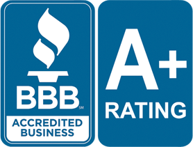 A+ Rating Accredited Business