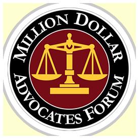 logo million dollar advocates