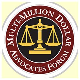 logo multi million dollar advocates