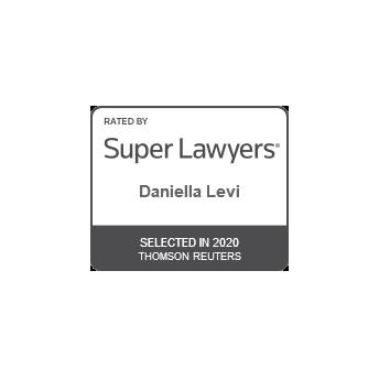 super lawyers daniella levi